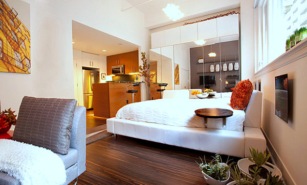 Delightful Studio Apartments That Make The Most Of Their E. Anza Studio San Francisco  Ca
