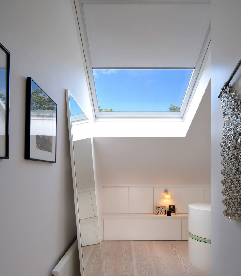 Skylights offer natural freshness