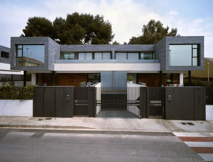 Stylish Semi Detached Homes In Valencia Promise Contemporary Luxury