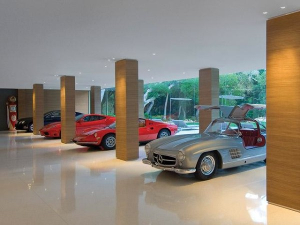 Protect your automobile collection from fading with nanoceramic window film