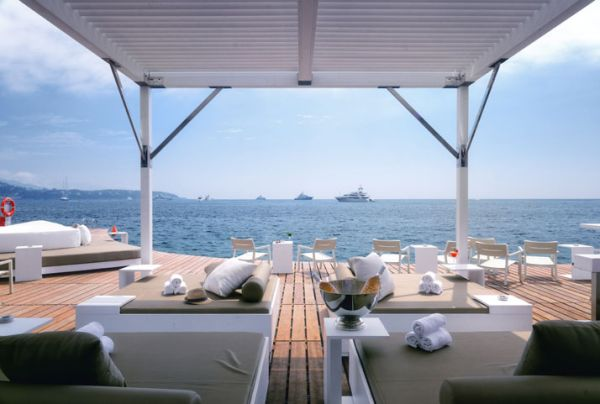 Take in the Mediterranean delights at the Monaco Life Club
