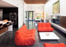Four Decades Of Luxury: Contemporary Inspirations Sporting The Iconic Togo Sofa