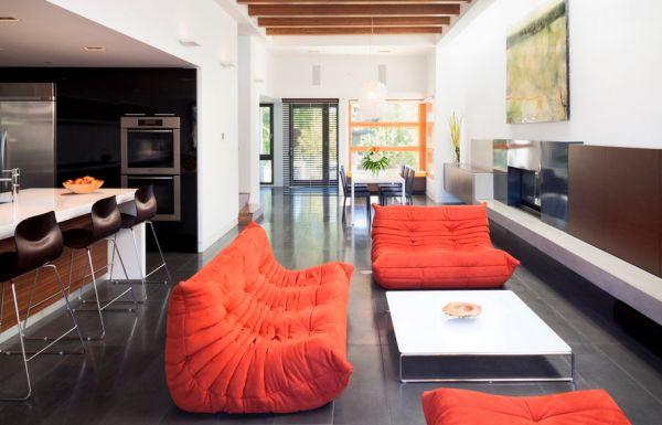 Four Decades Of Luxury The Iconic Togo Sofa