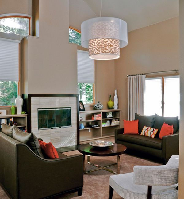 Brilliant Drum Pendant Lights Add Intrigue To Your Interior Design
