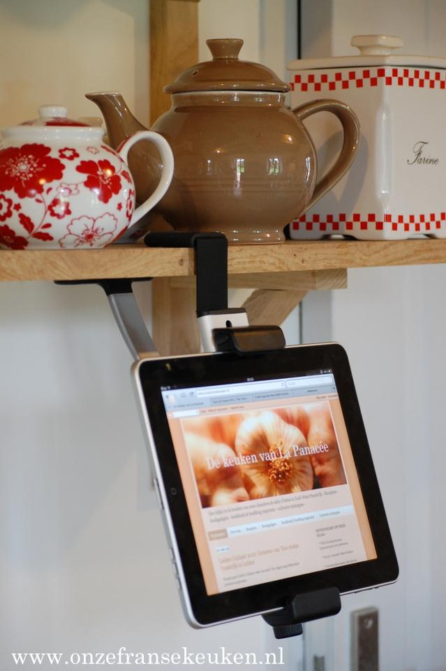 Belkin Kitchen Cabinet Tablet Mount Under Shelf