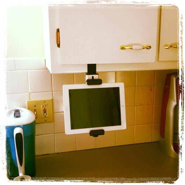 Belkin Kitchen Cabinet Mount For Ipad Decoist