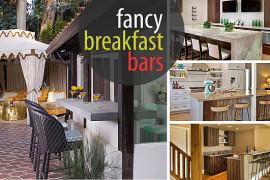 Breakfast Bars That Make a Stylish Statement