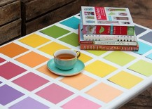 Paint Chips Spawn Delightful DIY Projects