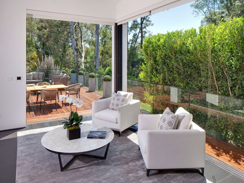 elegant beverly hills home