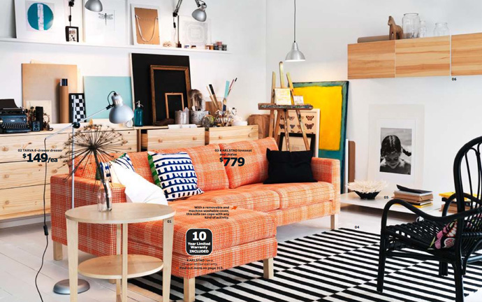 Rooms Styles From Our Latest Catalog: IKEA Catalog 2014 Unveiled: Hot New Trends, Ideas And