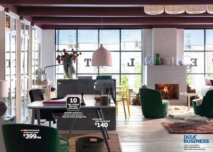 View In Gallery Ikea Catalog 2014   Pages 4