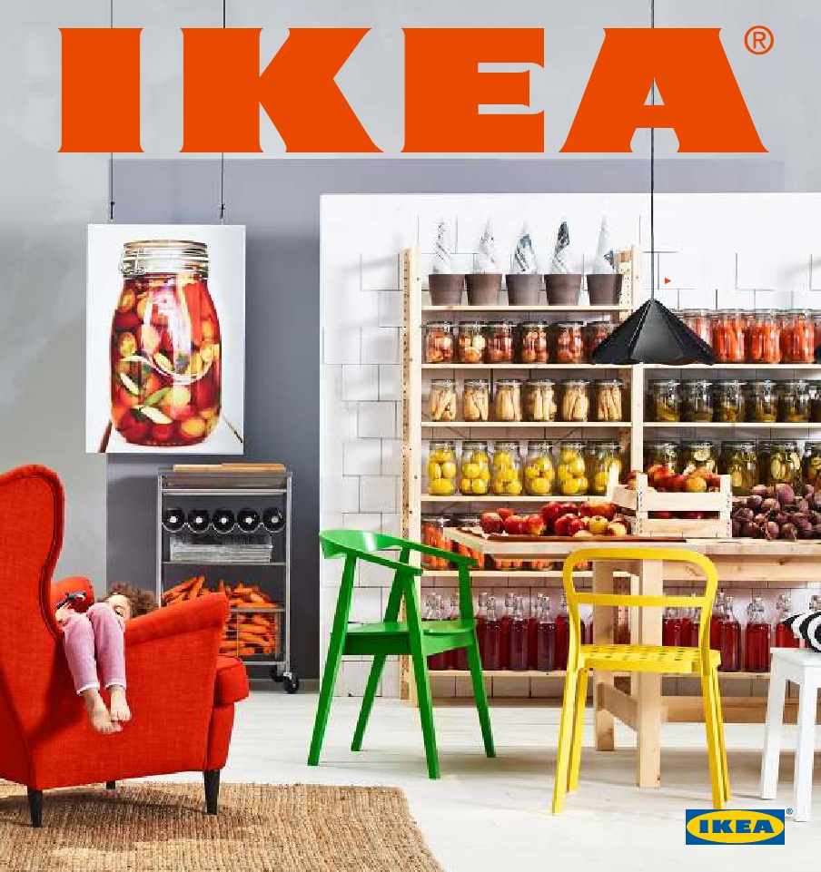 Ikea catalogue 2014 kids furniture home design and decor for Design house catalog