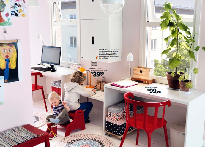 Ikea Catalogue 2014 Kids Furniture Interior Home Design