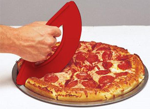 Rock'n Roll Pizza Cutter
