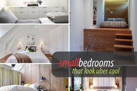 45 Small Bedroom Ideas: Inspiration For the Modern Home