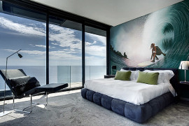 Amazing Summer Wall Murals: How to Trick Out Your Room?