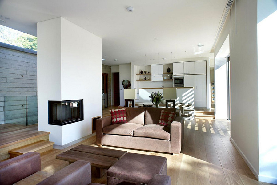 sustainable living room design
