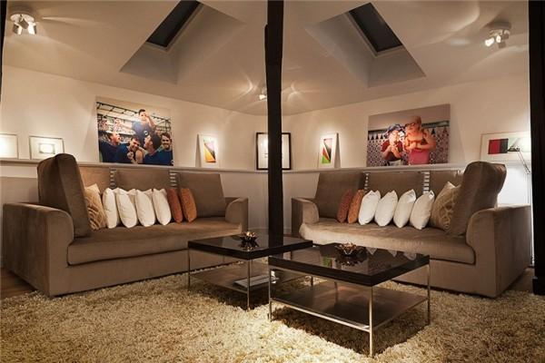 swedish living room