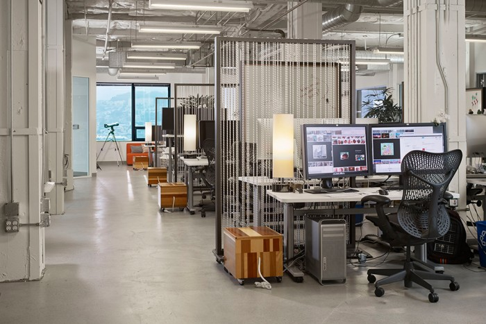 Office designs for tech companies silicon valley for Design companies in san francisco