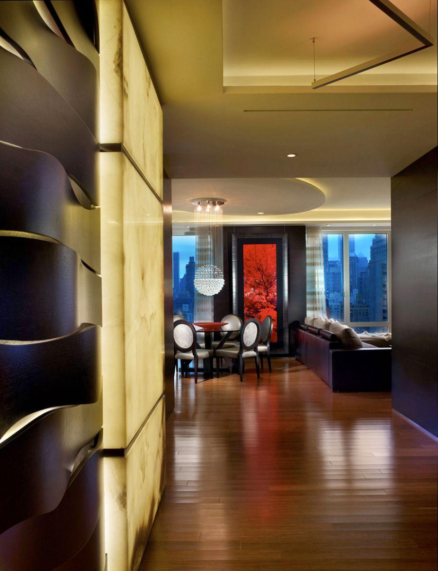 Picot Residence In New York City Showcases Brilliant