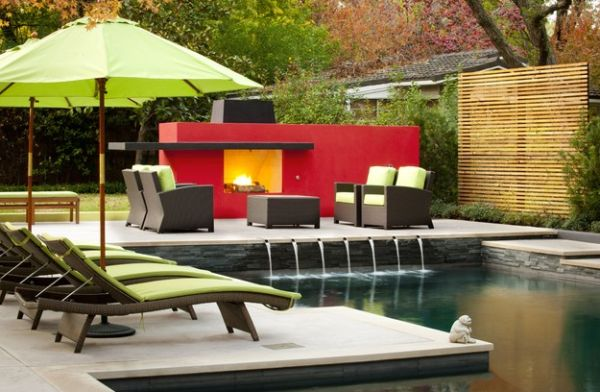 Bring home the resort-styled backyard