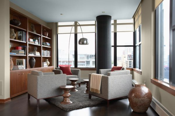 View In Gallery Bring Home Three Different Walnut Stools, One In Each Style!
