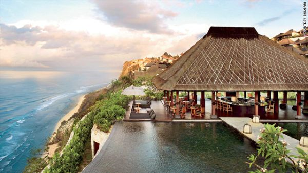 Bulgari Resort and Spa in Bali 10 Stunning Bali Luxury Resorts And Destinations for Design Aficionados