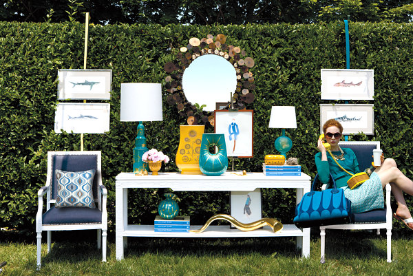 Decorative items from Jonathan Adler