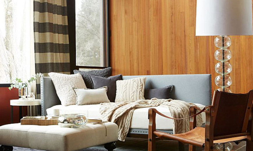 20 rooms with modern floor lamps that steal the show