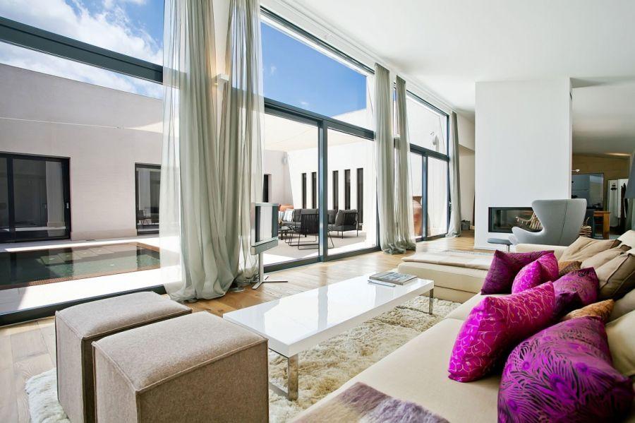 Master Bedroom Curtains Luxury