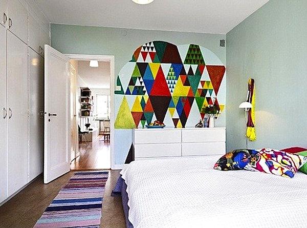 Incredible Geometric Wall Mural 600 x 445 · 85 kB · jpeg
