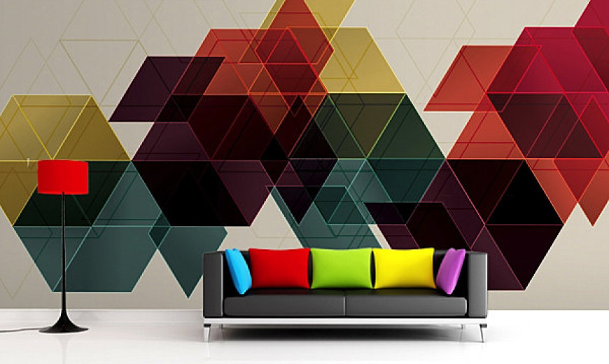 Ideal Eye Catching Wall Mural Ideas for Your Interior