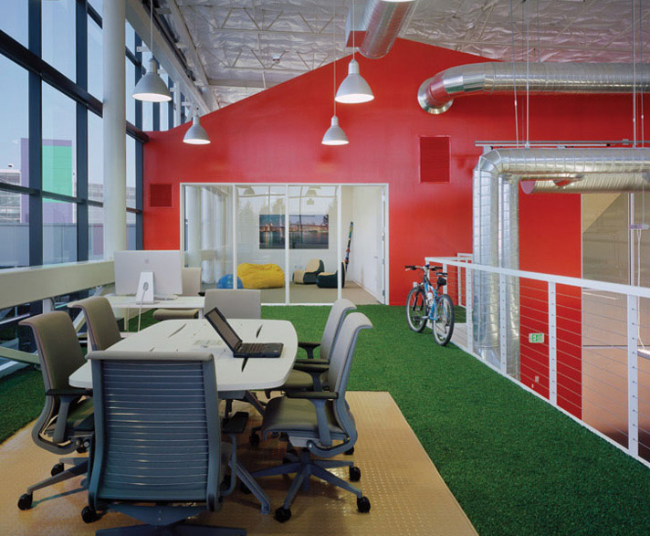 Offices in Silicon Valley - Office Furniture Malaysia