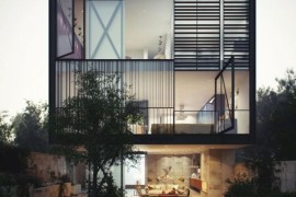 Glass Box Home Blends Audacious Design With Innovative Interiors