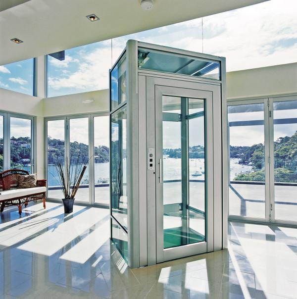 Italian styled elevator by Platform Lift