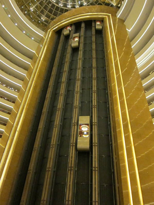 High Tech Elevators Of The World