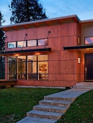 Hollcroft Residence in Portland by Giulietti Schouten Architects