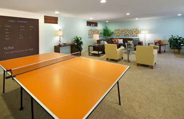 Host your own ping pong tournament right at home