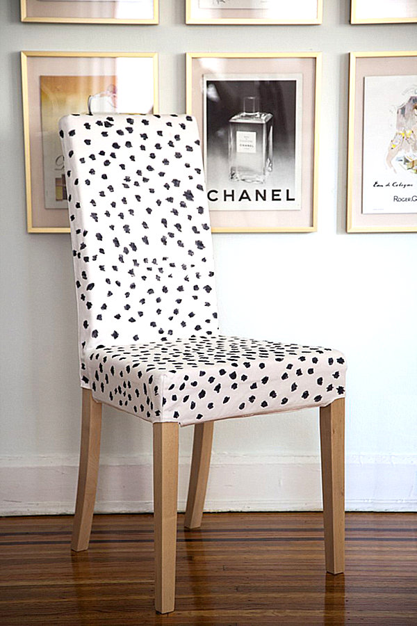 IKEA chair makeover
