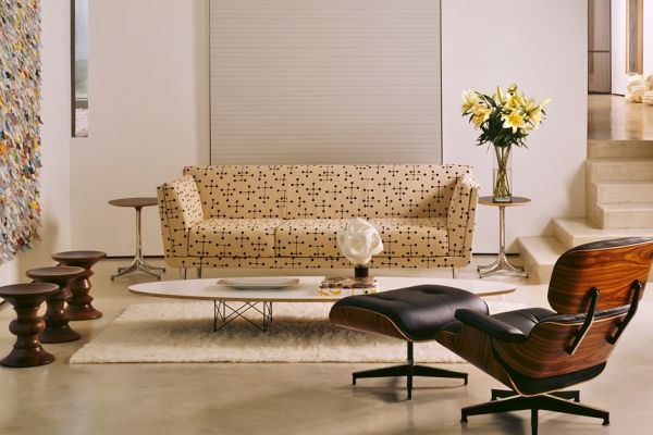 Iconic designs of Charles Eames together!