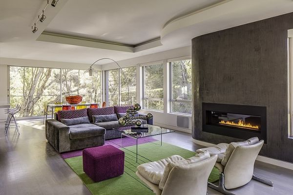 Cool Californian Home Offers Exquisite Views And Serenity With Style