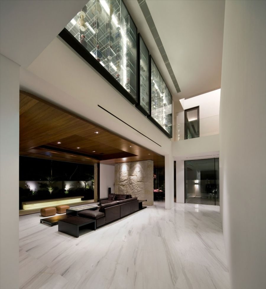 View in gallery lovely flooring steals the show