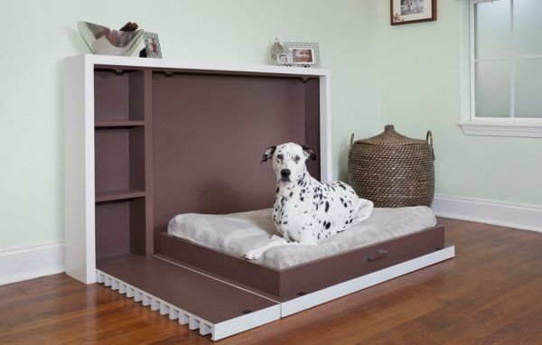 view in gallery luna murphy bed for your pet