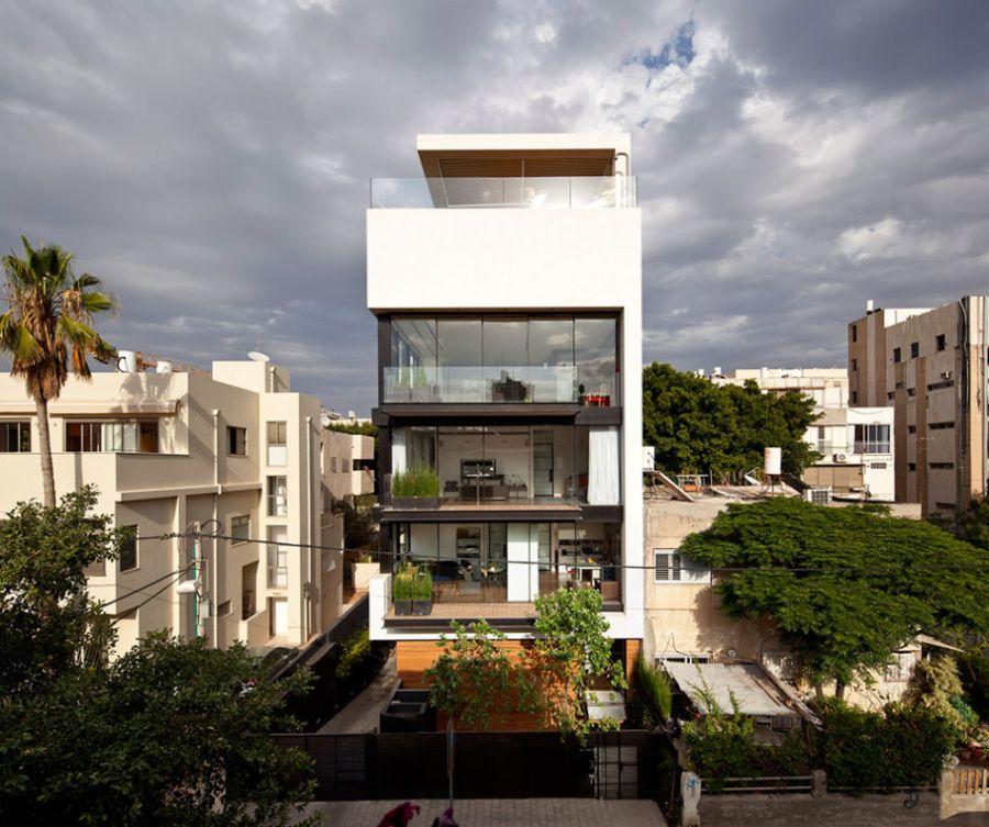 Luxurious modern Tel Aviv Residence