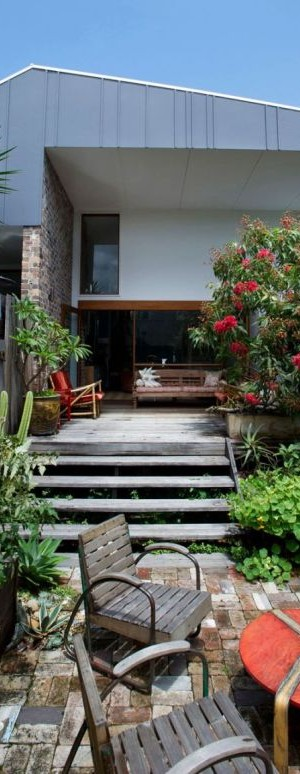 Marrickville House by David Boyle Architect in Sydney