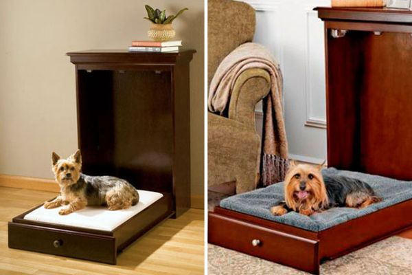 Murphy pet beds are both elegant and functional