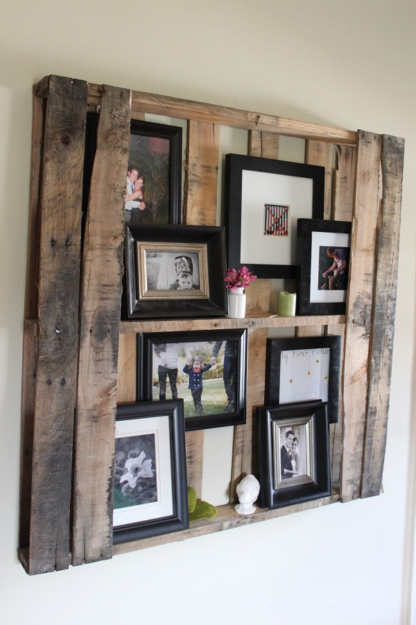 Palette wood picture gallery