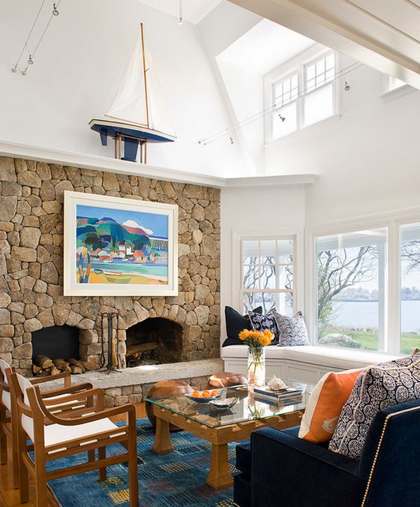Perfect idea for home with tall ceiling