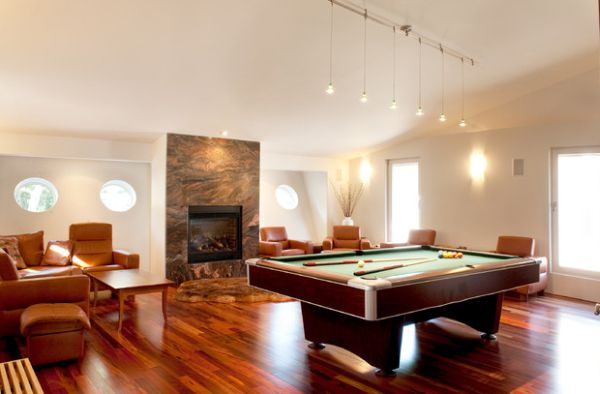 Indulge your playful spirit with these game room ideas for Inviting interiors