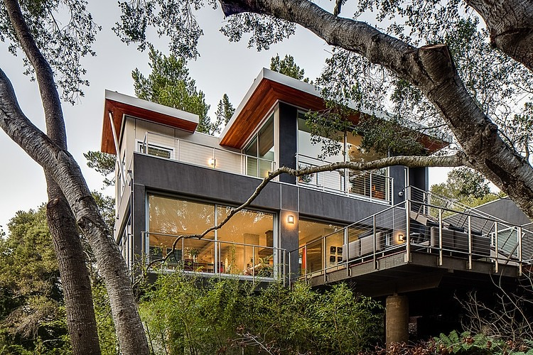 Portola Valley House in California